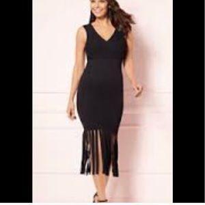NWT fridge black dress